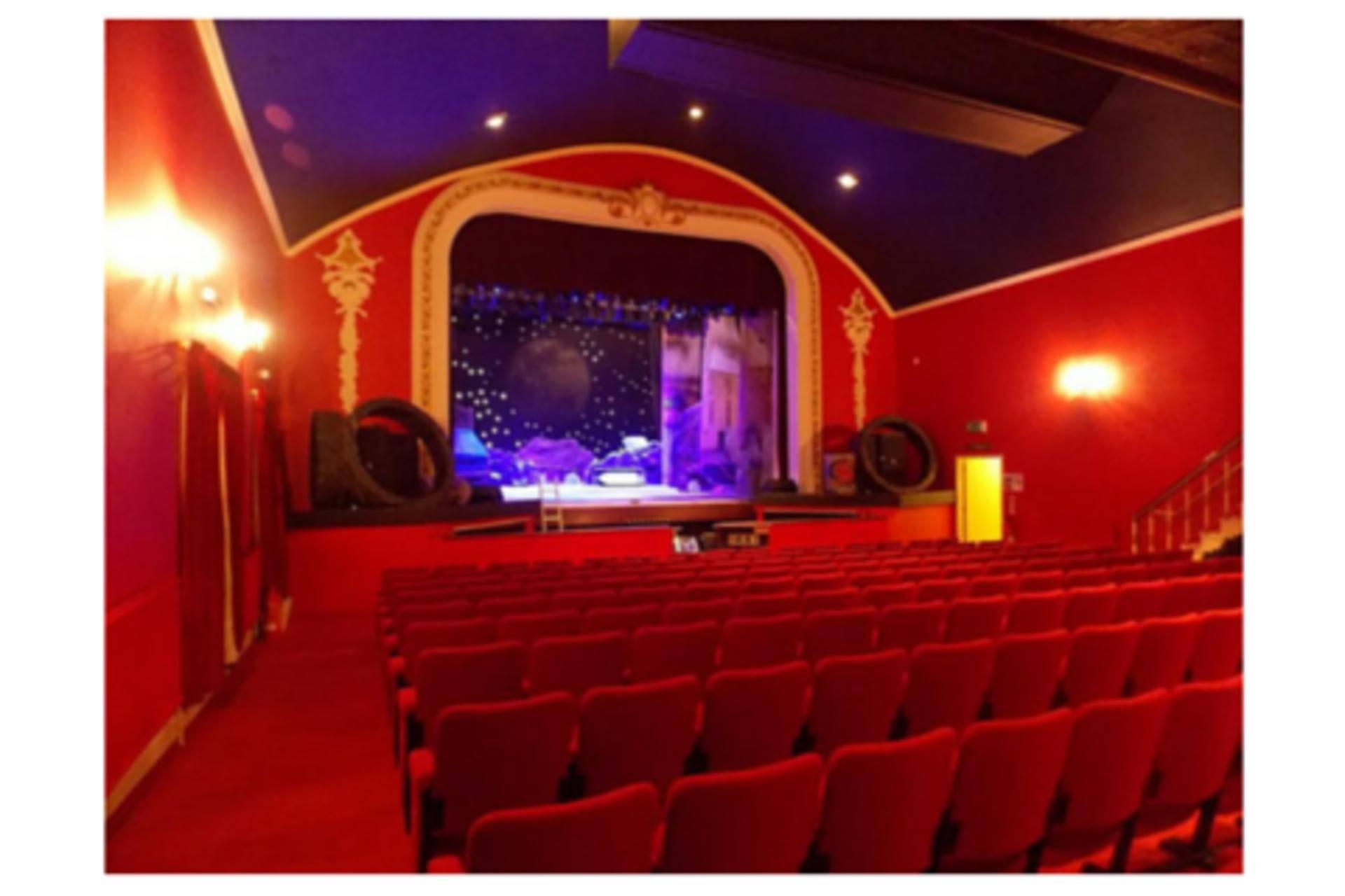 Carnegie Theatre & Arts Centre