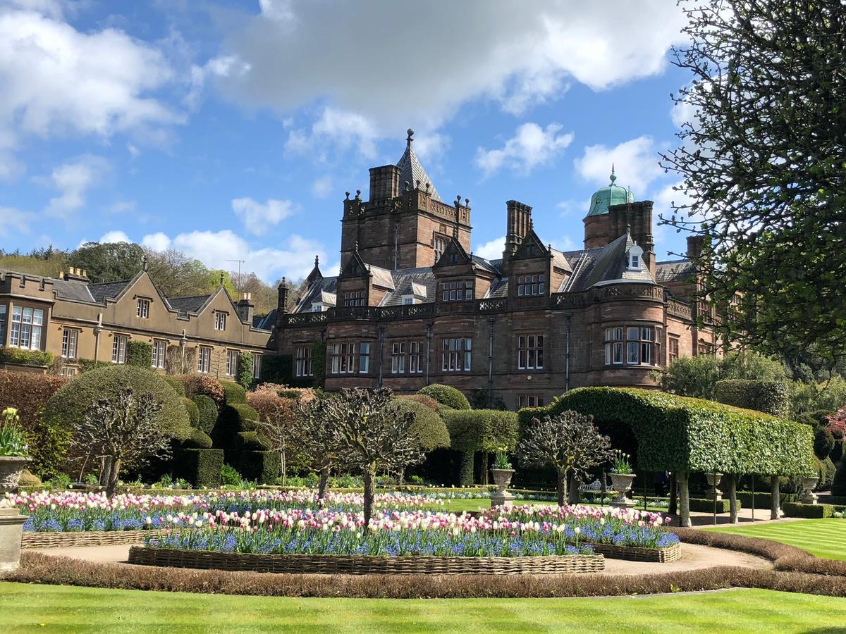 Holker Hall Garden